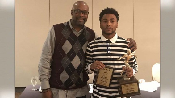 Trumbull County Football Player of the Year: Ty Artis