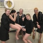 AAC Swimming and Diving Results