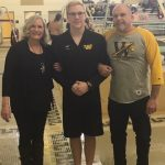 Senior Recognition Swimming