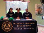NCAA Signing Day: Faith Burch