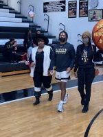 Boys Basketball Sr. Recognition