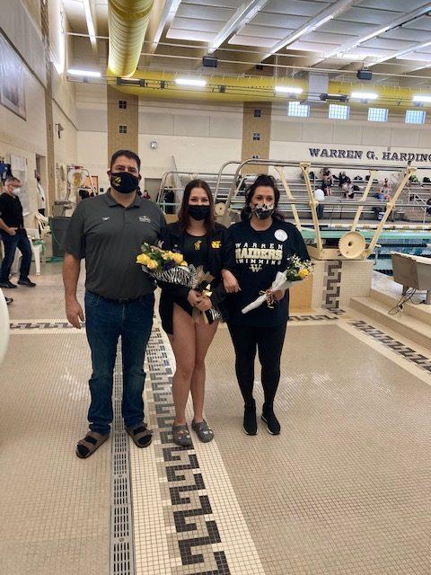 2021 Swim Senior Recognition