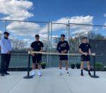 Tennis Court Dedication: 4.14.21