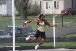 Track Tri Meet: Howland and Canfield
