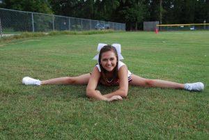 2015-2016 Cheerleading