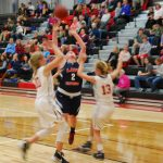 Lady Crusaders Gaining Strength