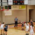 Lady Crusaders On A Roll