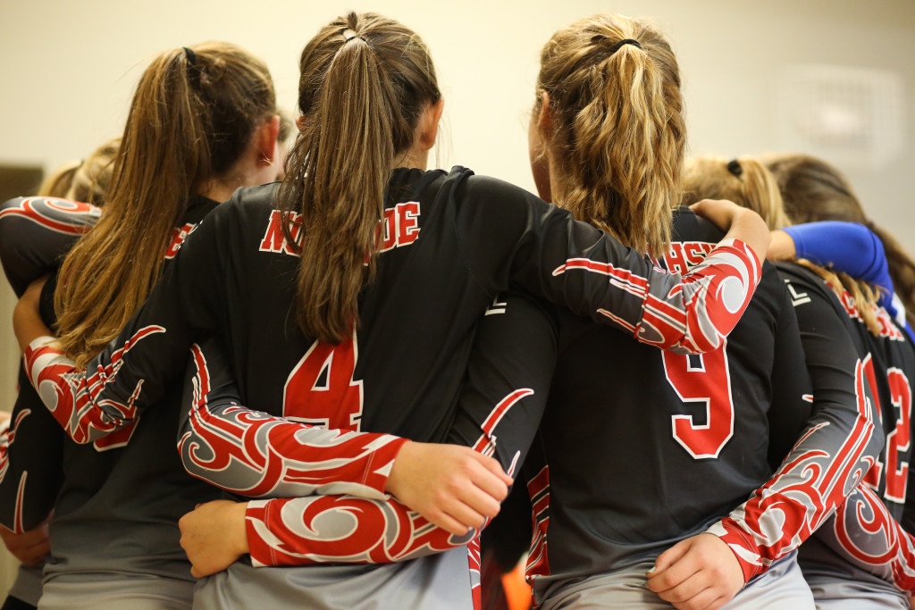 Northside Christian Academy Girls Varsity Volleyball falls to Thomas Sumter Academy 3-1
