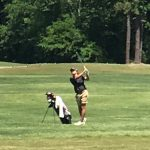 2019 Golf Team Competes in State Tournament