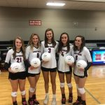 Volleyball Senior Night and Playoff Picture