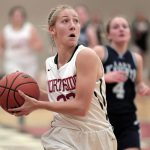 Lady Crusaders Win Opener