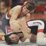 Wrestlers Prepare For District Tourney