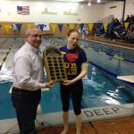 Boys Swim Wins Sixth Straight City Championship