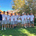 Boys' Golf 2018