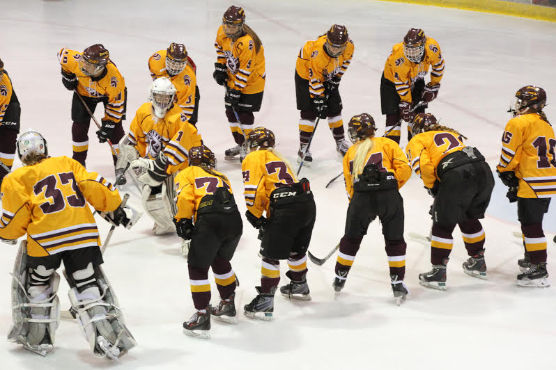 Irondale Girls Hockey Week 6