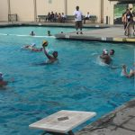 Water Polo Advances to Round of 16