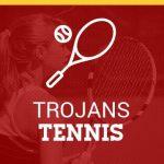 Girls Varsity Tennis Sweeps Highlands
