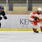 Junior Varsity Hockey Opens Season with Win over Butler