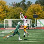 Boys Junior Varsity Football beats South Park