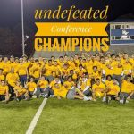 Varsity Football Claims Section Title with Win Over Freeport