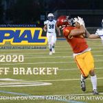 2020 Class 3A Football Playoff Bracket Set