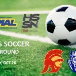 Boys Soccer vs Leechburg – WPIAL Playoffs
