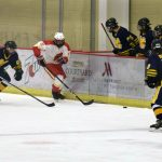 Boys Junior Varsity Hockey ties Shaler Area