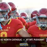 Football vs Mt. Pleasant – Rebroadcast