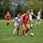 Girls Varsity Soccer Opens Playoffs with Win