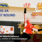 Girls Volleyball – WPIAL First Round – Rebroadcast