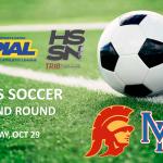 Boys Soccer vs Mt. Pleasant – WPIAL Second Round