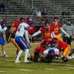 Football Takes Down Mt. Pleasant