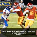 WPIAL 3A Football Semifinal – Rebroadcast