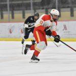 Varsity Hockey beats Chartiers Valley in Shootout