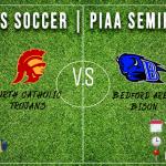 PIAA Girls Soccer Semifinal – Trojans vs Bison