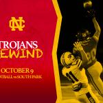 Trojan Rewind – Game One