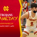 Trojans vs Canon McMillan