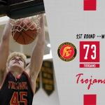 Game Highlights – Trojans vs Mt. Pleasant