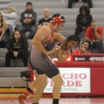 Wrestlers Advance to CIF