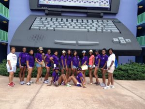 Lady Bison Volleyball
