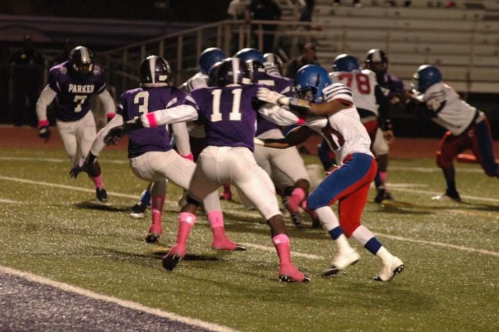 Football Hudl Highlights vs Jackson-Olin