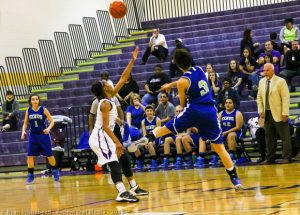 2015 LADY DAWGS VS ALVARADO