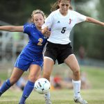 Ciarra (C.J.) Fitter Signs to Play Woman's Soccer at Drury University