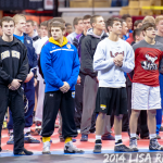 Wingo gets his third title; Team takes 5th