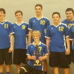 Fresh Volleyball takes 2nd at Summit Tourney