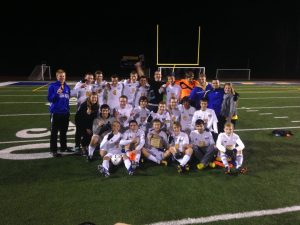 Soccer Districts & Sectionals 2013