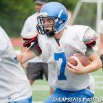 Varsity Football postponed- Saturday 1 pm start