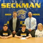 Weston Basler signs with McKendree