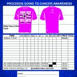 Girls Soccer Pink Out Game May 13th vs Windsor