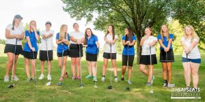 Girls Golf 2015